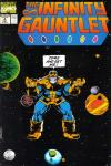 Infinity Gauntlet #4 comic books for sale