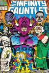 Infinity Gauntlet #5 comic books for sale