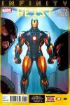 Infinity: Heist # comic book complete sets Infinity: Heist # comic books