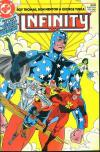 Infinity Inc. #11 comic books for sale