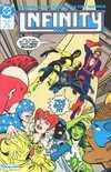 Infinity Inc. #25 comic books for sale