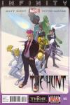 Infinity: The Hunt #3 comic books for sale