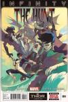 Infinity: The Hunt #4 comic books for sale