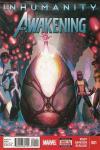 Inhumanity: Awakening # comic book complete sets Inhumanity: Awakening # comic books