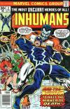 Inhumans #9 comic books for sale