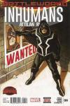 Inhumans: Attilan Rising #4 comic books for sale