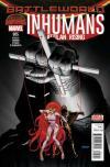 Inhumans: Attilan Rising #5 comic books for sale