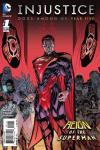 Injustice: Gods Among Us: Year Five # comic book complete sets Injustice: Gods Among Us: Year Five # comic books