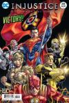 Injustice: Gods Among Us: Year Five #20 comic books for sale