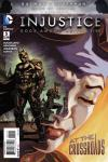Injustice: Gods Among Us: Year Five #5 comic books for sale