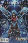 Injustice: Gods Among Us: Year Five #7 comic books for sale