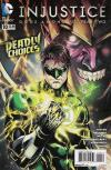 Injustice: Gods Among Us: Year Two #10 comic books for sale