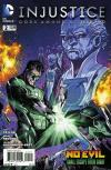 Injustice: Gods Among Us: Year Two #2 comic books for sale