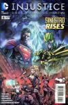 Injustice: Gods Among Us: Year Two #4 comic books for sale