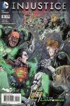 Injustice: Gods Among Us: Year Two #5 comic books for sale