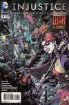 Injustice: Gods Among Us: Year Two #8 comic books for sale