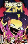 Invader Zim #8 comic books for sale