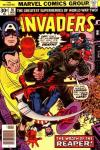 Invaders #10 comic books for sale