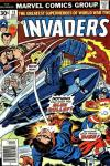Invaders #11 comic books for sale
