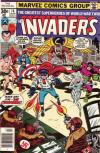 Invaders #14 comic books for sale