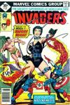 Invaders #17 comic books for sale