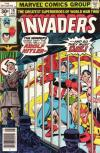 Invaders #19 comic books for sale