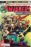 Invaders #2 comic books for sale