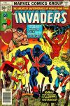 Invaders #20 comic books for sale