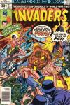 Invaders #21 comic books for sale