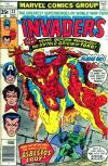 Invaders #22 comic books for sale