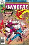 Invaders #23 comic books for sale
