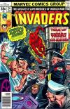 Invaders #24 comic books for sale