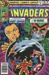 Invaders #38 comic books for sale