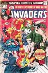 Invaders #4 comic books for sale
