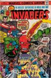Invaders #5 comic books for sale