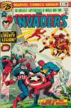 Invaders #6 comic books for sale