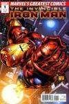 Invincible Iron Man #1 comic books for sale