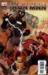 Invincible Iron Man #4 comic books for sale