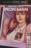 Invincible Iron Man #10 comic books for sale