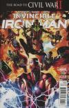Invincible Iron Man #11 comic books for sale