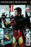 Invincible Iron Man #14 comic books for sale