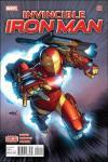 Invincible Iron Man #2 comic books for sale
