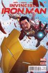 Invincible Iron Man #3 comic books for sale