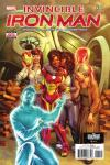 Invincible Iron Man #11 comic books for sale