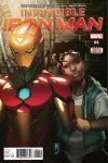 Invincible Iron Man #4 comic books for sale