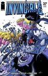 Invincible #37 comic books for sale