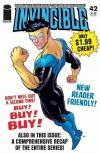 Invincible #42 comic books for sale