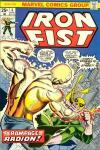 Iron Fist #4 comic books for sale
