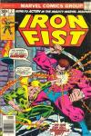 Iron Fist #7 comic books for sale