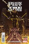 Iron Fist: The Living Weapon #12 comic books for sale